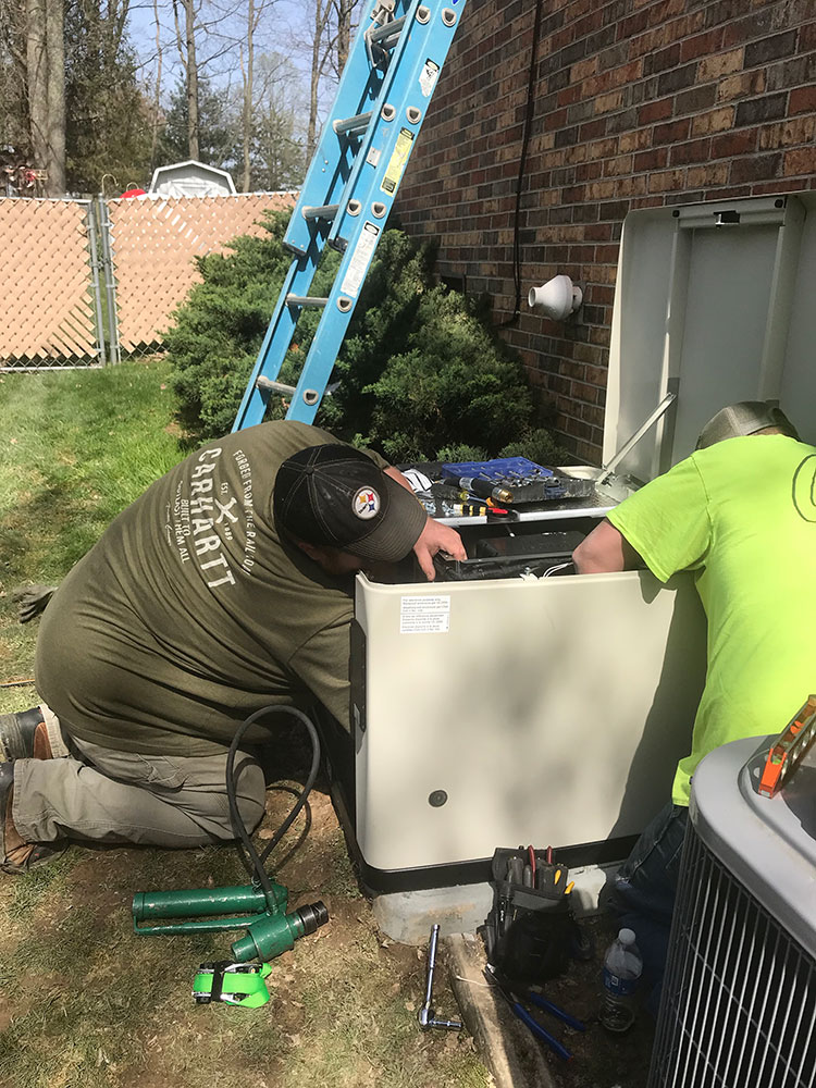 Residential Electrical Services in Fayetteville, WV